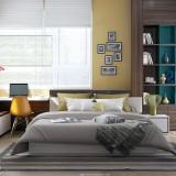 عشرون تصميم لغرف نوم عصرية