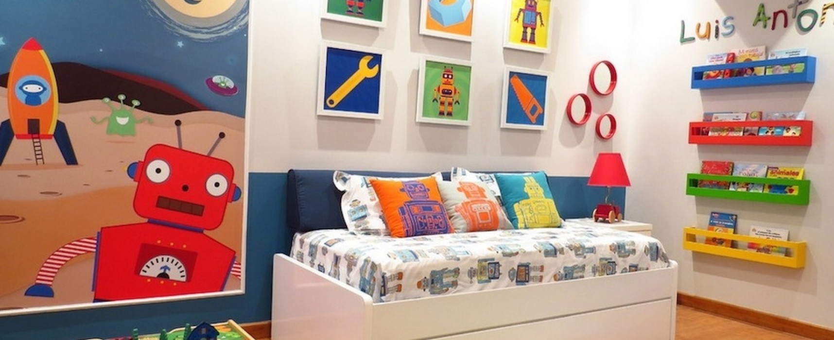 تصاميم غرف أطفال تنموا معهم