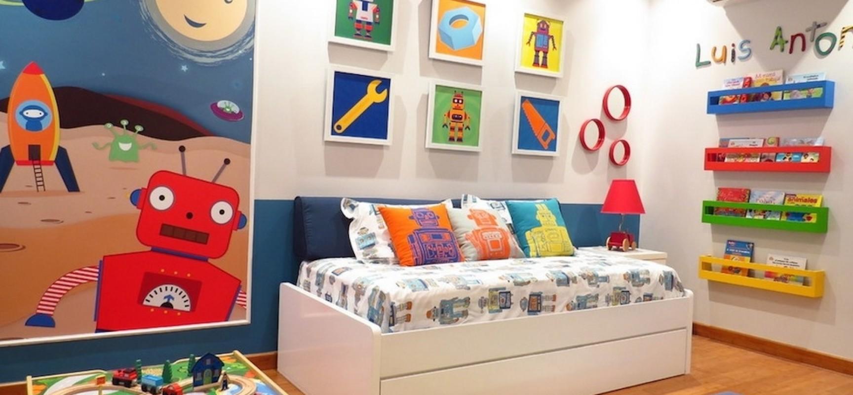 تصاميم غرف أطفال تنموا معهم | ArchArabia | اركارابيا